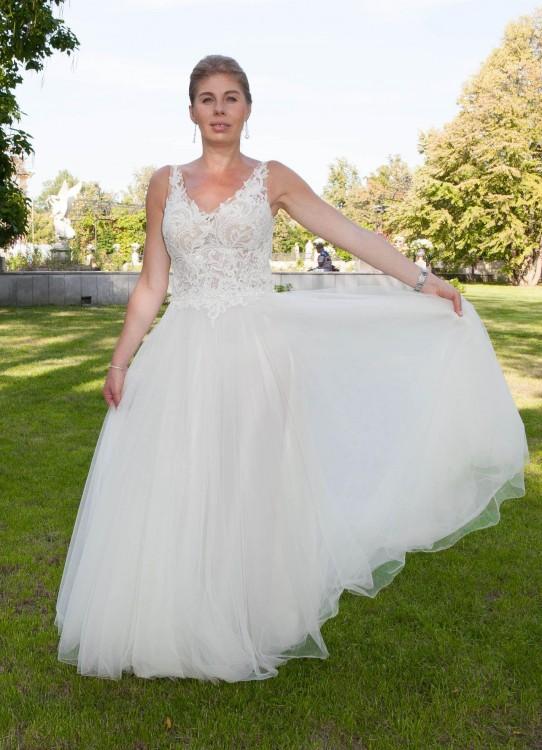 Suknia Ślubna  LAURITA  - ANNAIS BRIDAL BY OLA LA