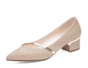 Nowe buty ślubne marki JJ'S HOUSE