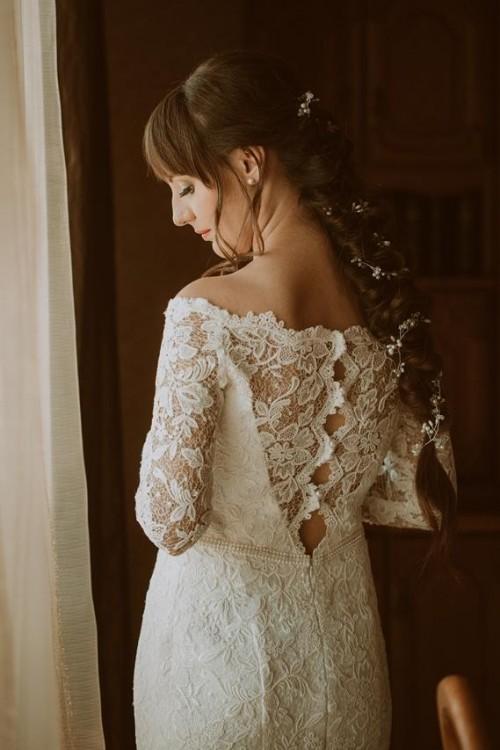 Sprzedam suknię ślubną r. M, 167cm +7 obcas