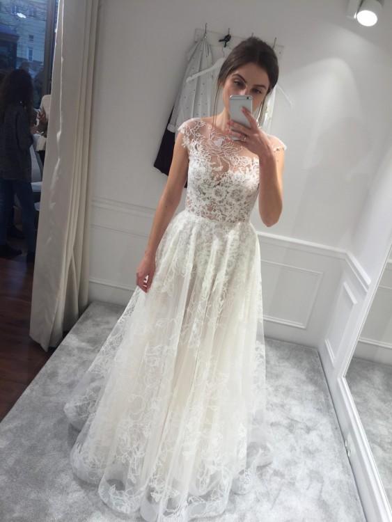 Suknia ślubna Tom Sebastien