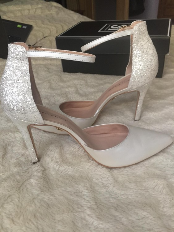 Buty ślubne Jorge Bischoff