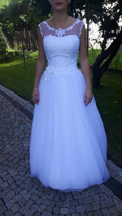 Suknia ślubna Elizabeth Passion biel