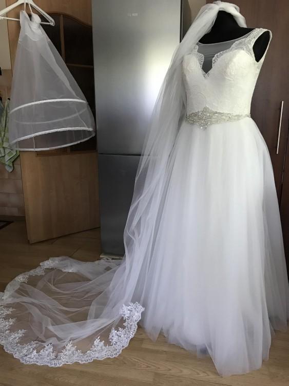 """Suknia Ślubna Annais Bridal by Ola la """"Amelia"""""""