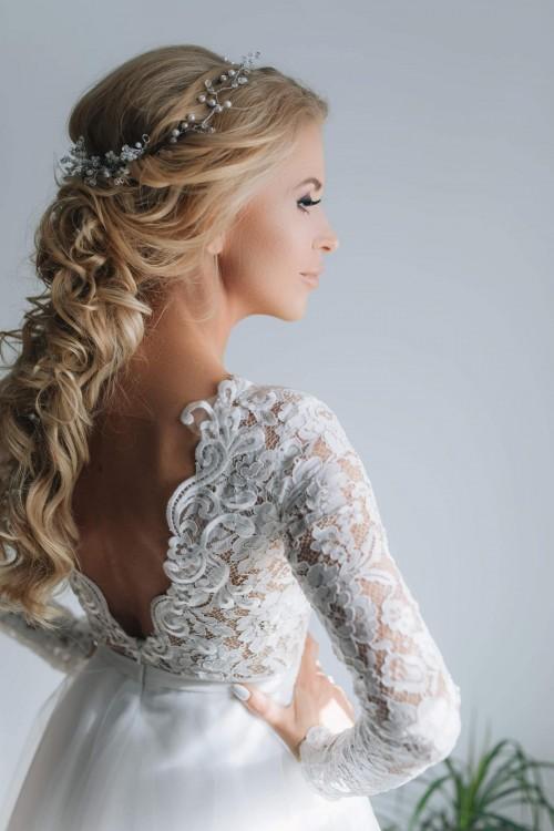 Suknia Cassandra od Agnieszki Świały
