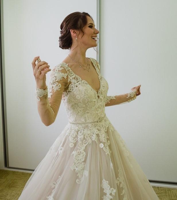 Suknia Ślubna Katherine 8225