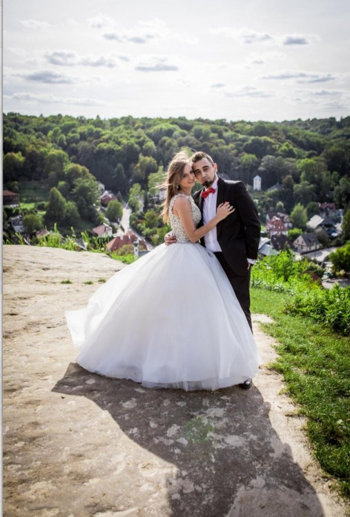 Suknia ślubna One Million Maggio Ramatti