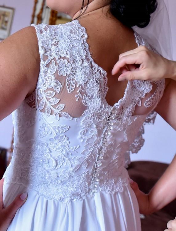 suknia ślubna 38|40