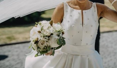 suknia ślubna Vanilla Sposa Brusel
