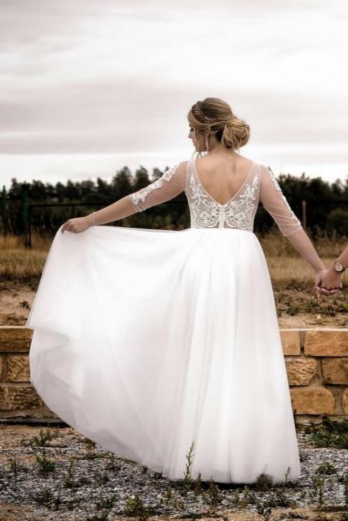 Sprzedam piękną Suknię Ślubną!