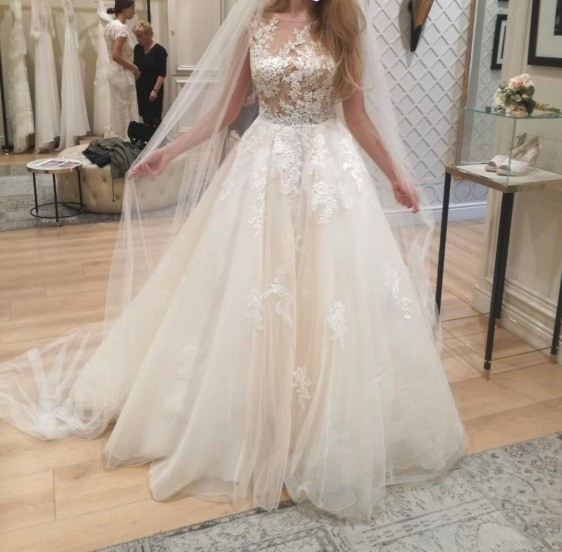 Suknia Ślubna Pronovias Ofelia