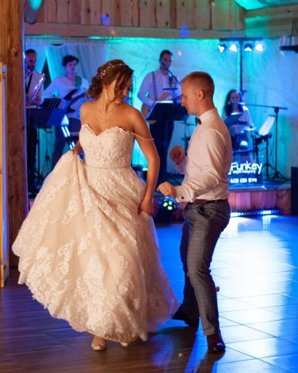 Suknia ślubna Mori Lee-Lisa