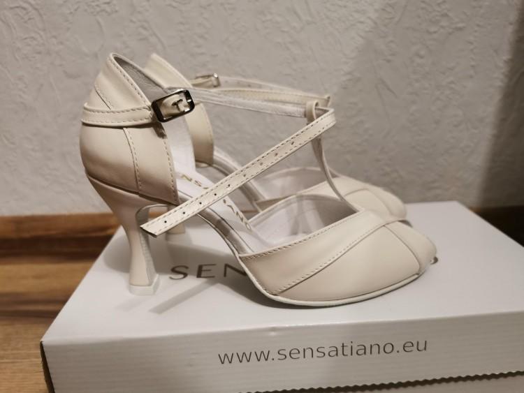Sensatiano buty taneczne ślubne NOWE