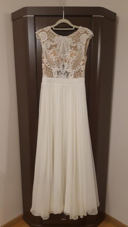 Suknia ślubna Diana Tiamo