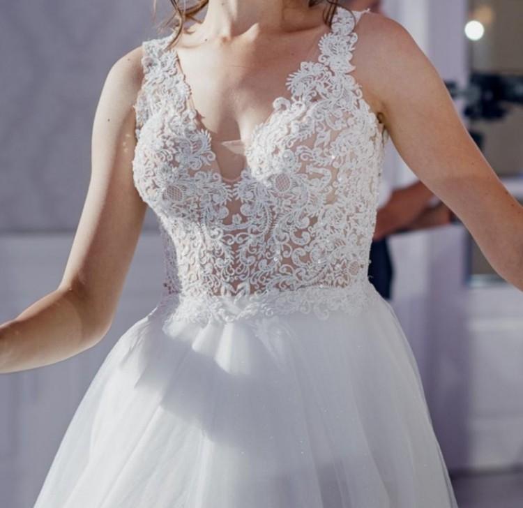 Suknia ślubna Regina Diamante Lublin 2020
