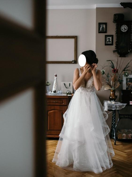 Suknia ślubna Fulara&Żywczyk IVONE