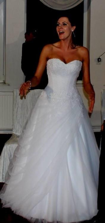 Suknia slubna rozmiar