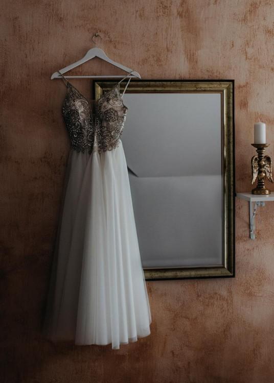 Suknia ślubna Tesoro Nemesida roz. XS