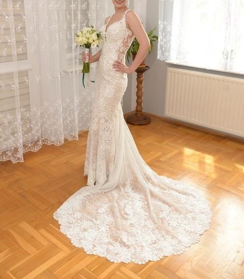 Australijska suknia ślubna Martina Liana