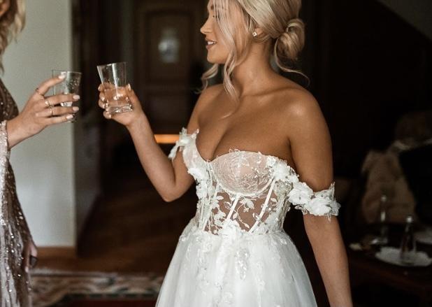 Suknia ślubna To