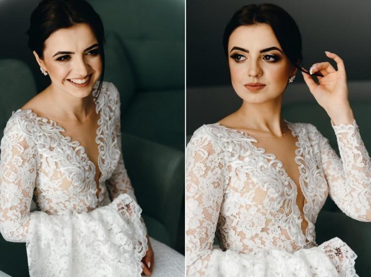 Suknia ślubna Chantal Agnieszka Światły
