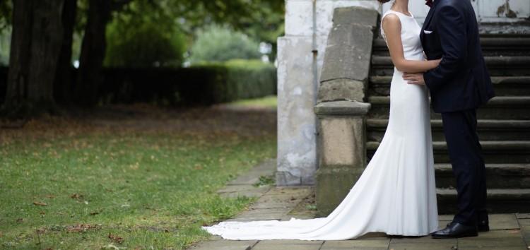 Suknia ślubna Pronovias enol