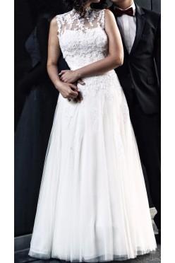 Suknia ślubna St. Patrick model Hakem
