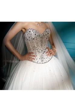 Suknia ślubna Lisa Ferrera Demetrios 2828