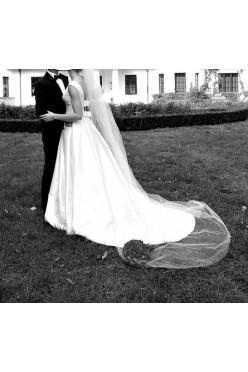 Suknia ślubna kolekcji Nobla model Alisha, roz. 36/38