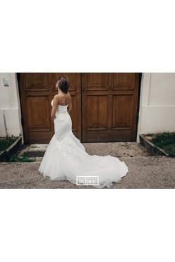 SYRENA piękna suknia ślubna r.34 SPOSABELLA 1415 ALHENA2015