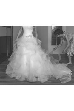 Suknia ślubna PRONOVIAS, BELIA, rozm.S (34/36)