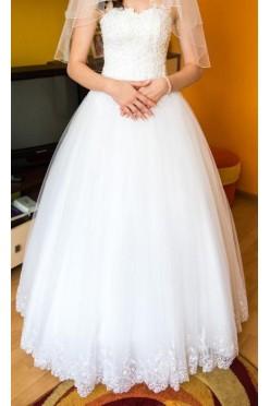 Suknia ślubna White Lady Kinga