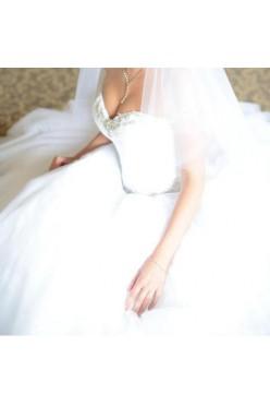 Piękna suknia od Justin Alexander