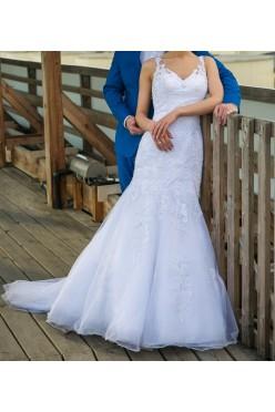 Wykwintna i niepowtarzalna suknia ślubna