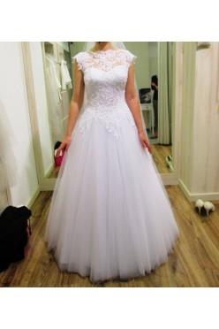 Sprzedam piękna suknię ślubna z salon Mendelssohn