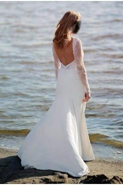 Piękna suknia ślubna Tess 36/38