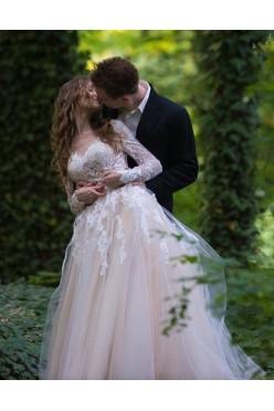 Suknia ślubna Maggio Ramatti model Kasey 2016