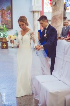 Suknia ślubna Jenin