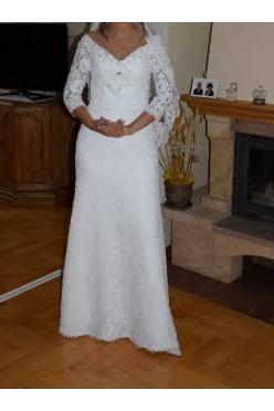 Sprzedam suknię ślubną Firmy Gala model: Nanaco