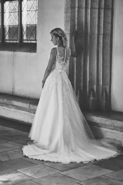Przepiękna suknia ślubna Diane Legrand