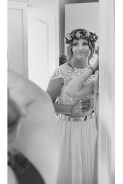 suknia ślubna Nikola