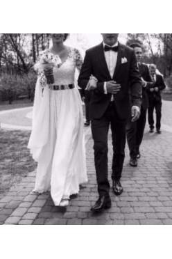Suknia ślubna ala Mabell