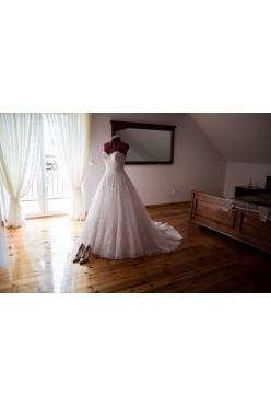 Zjawisko suknia ślubna Mori Lee 2674