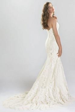 Sexy koronkowa suknia ślubna Justin Aleksander 6399
