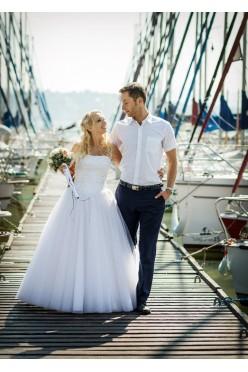 Suknia ślubna AGNES model 14320