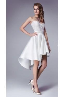 Suknia ślubna projektu Agnieszki Światły