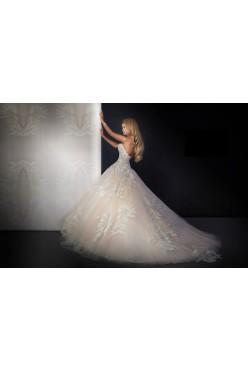 Prześliczna suknia ślubna princessa