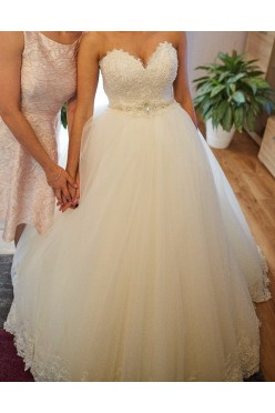Koronkowa suknia ślubna, Feya