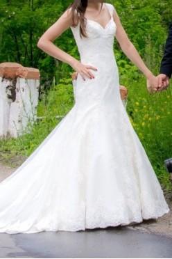 Suknia ślubna St. Patrick Cobalto Barcelona