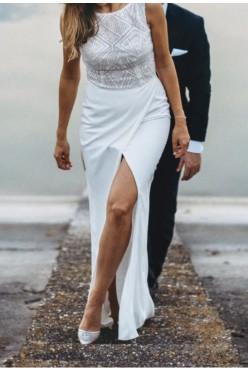 Oryginalna suknia ślubna Gianni Violi Piekut