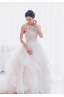 Suknia Ślubna z kolekcji 2017 Justin Aleksander